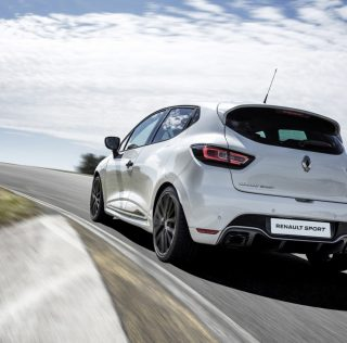 Video: Renault Clio RS 220 Trophy test